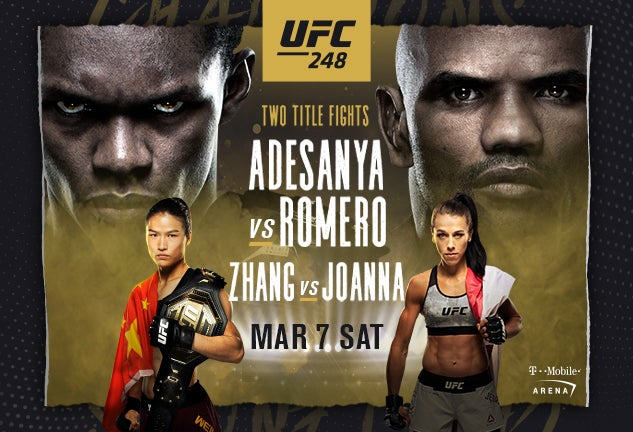 More Info for UFC 248