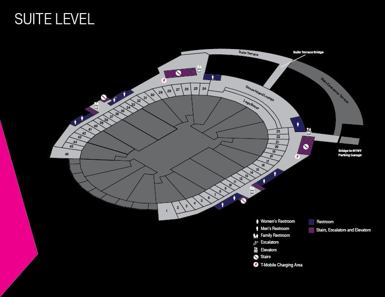 More Info for Suite Level Map