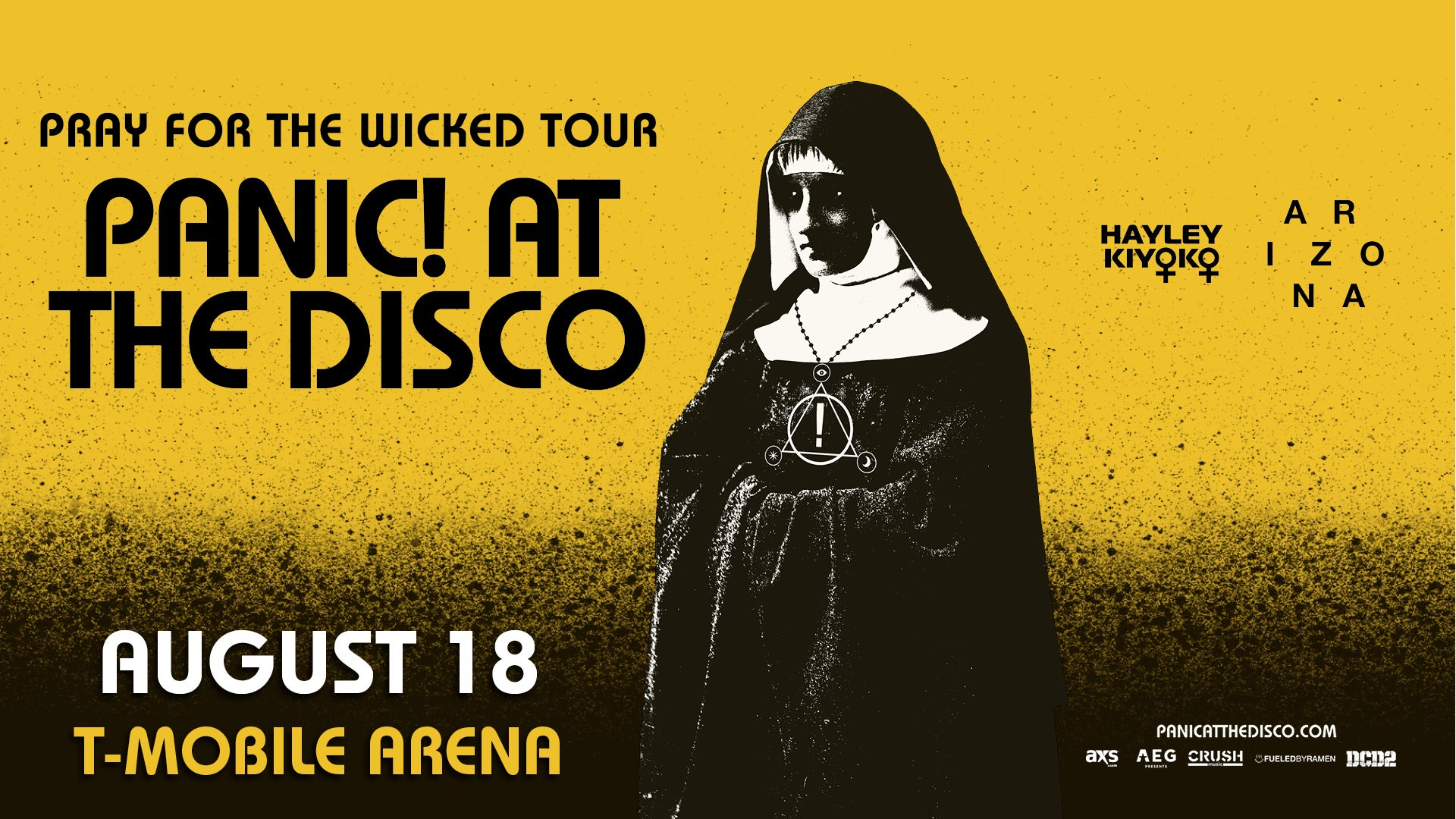 e6a78544 PANIC! AT THE DISCO ANNOUNCE SIXTH STUDIO ALBUM PRAY FOR THE WICKED ...