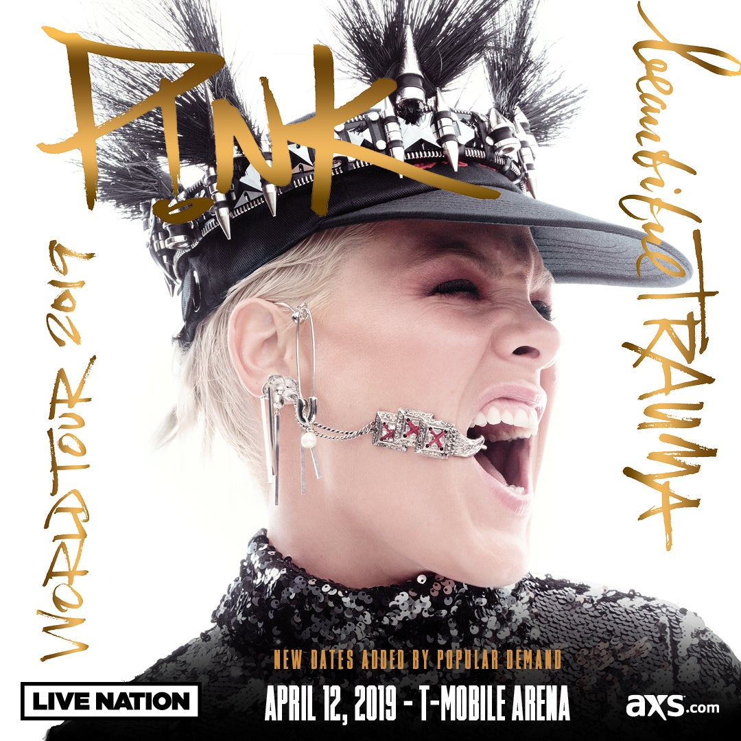 More Info for P!NK IS COMING TO T-MOBILE AGAIN