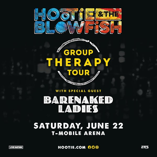 More Info for Hootie & The Blowfish Announce 2019 Therapy Tour