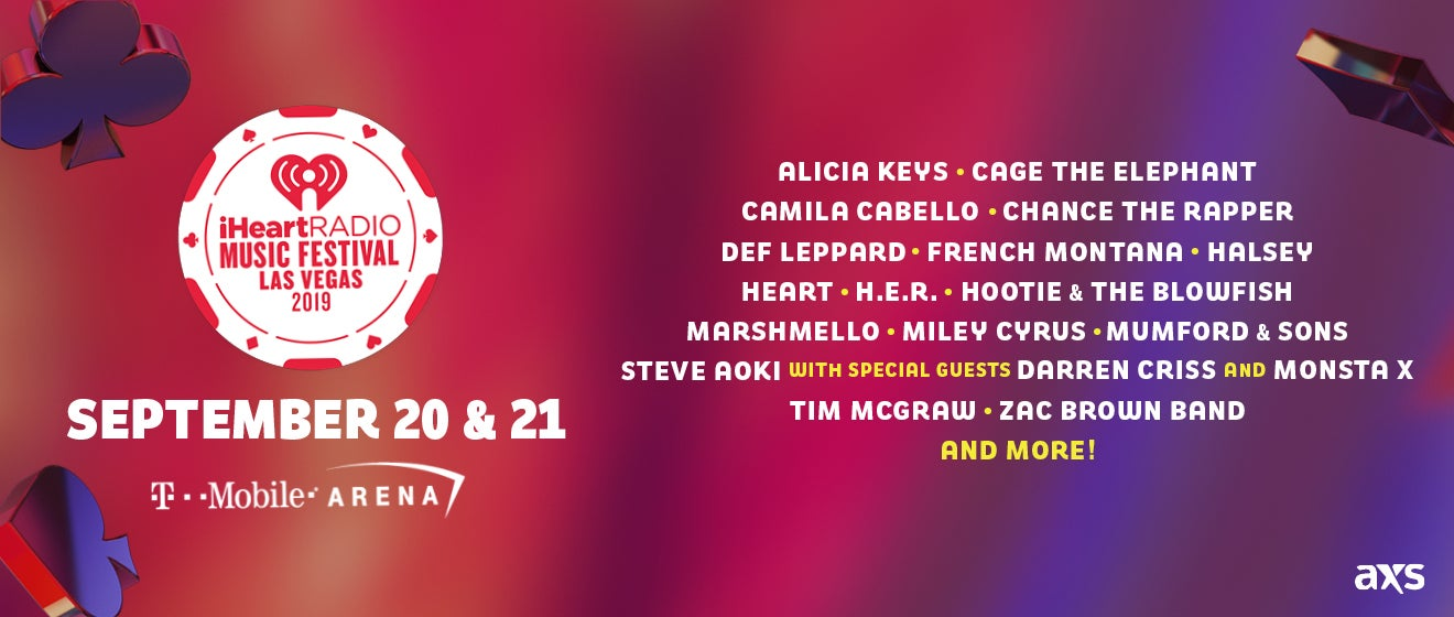 Image result for iheartradio music festival 2019