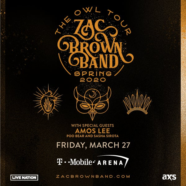 More Info for Zac Brown Band