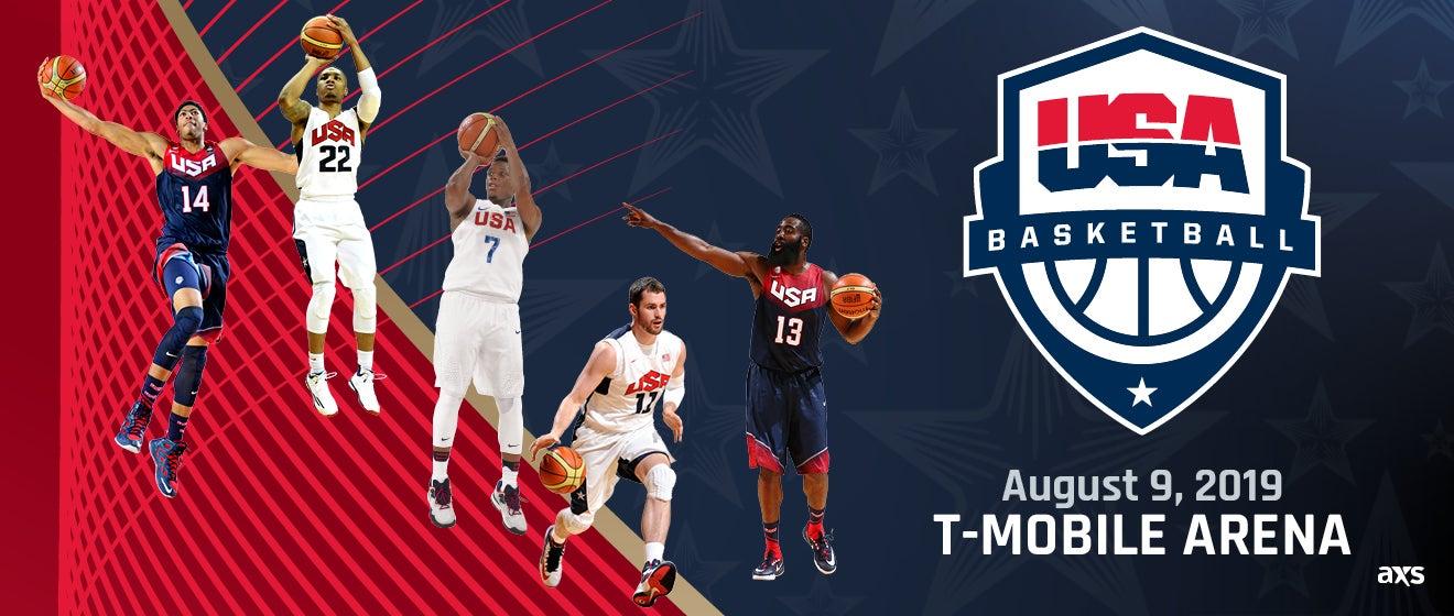 More Info for USA Basketball