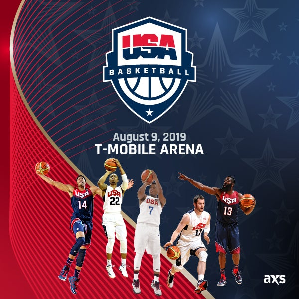 More Info for USA Basketball
