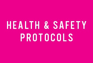 More Info for Health & Safety Protocols