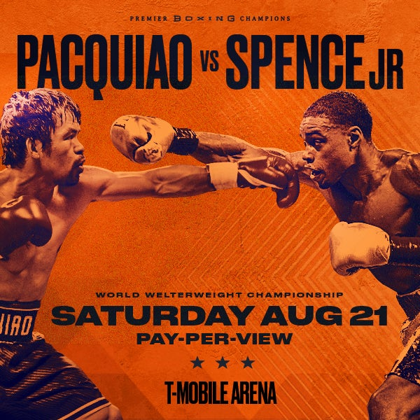 More Info for Pacquiao vs Spence