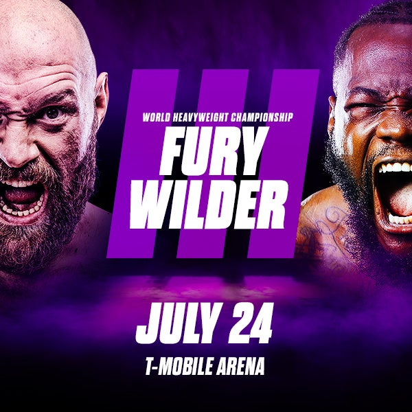 More Info for Fury vs. Wilder III