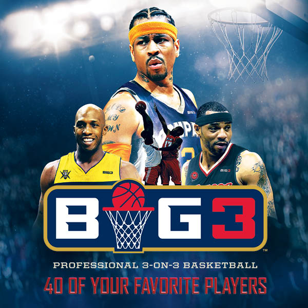 More Info for BIG3 RELEASES INAUGURAL SEASON GAME SCHEDULE