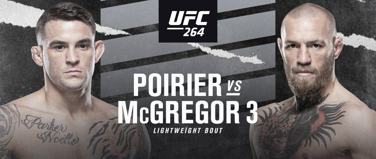 More Info for UFC 264