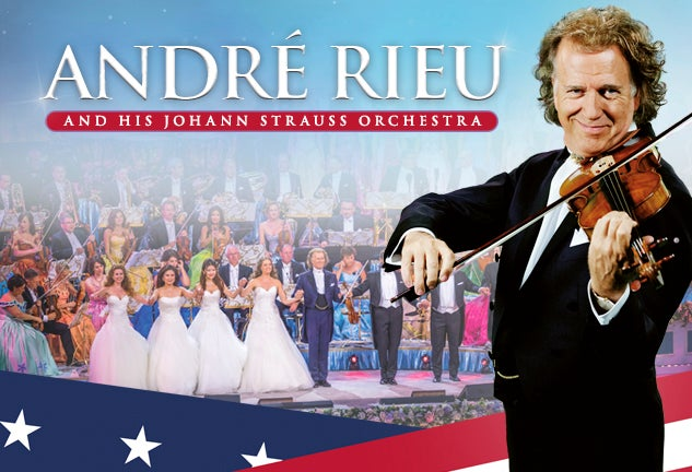 More Info for André Rieu and his Johann Strauss Orchestra