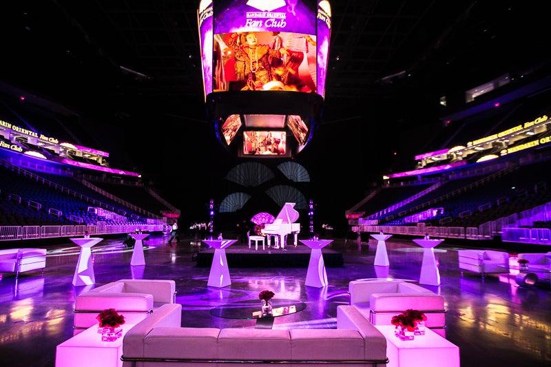 Book The Arena T Mobile Arena