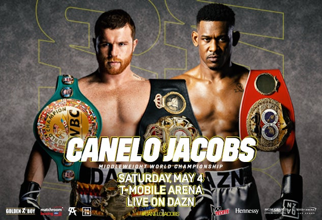 More Info for Canelo vs. Jacobs