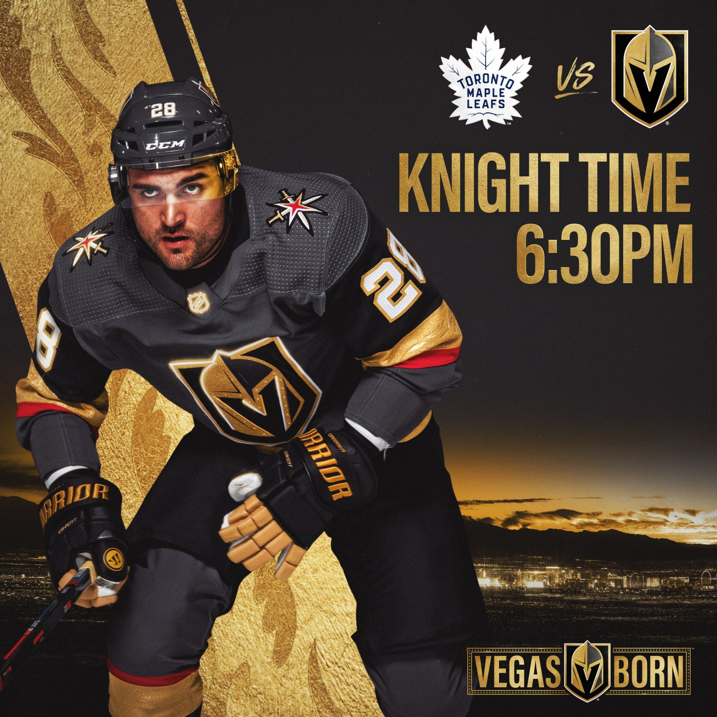 More Info for Vegas Golden Knights vs. Toronto Maple Leafs