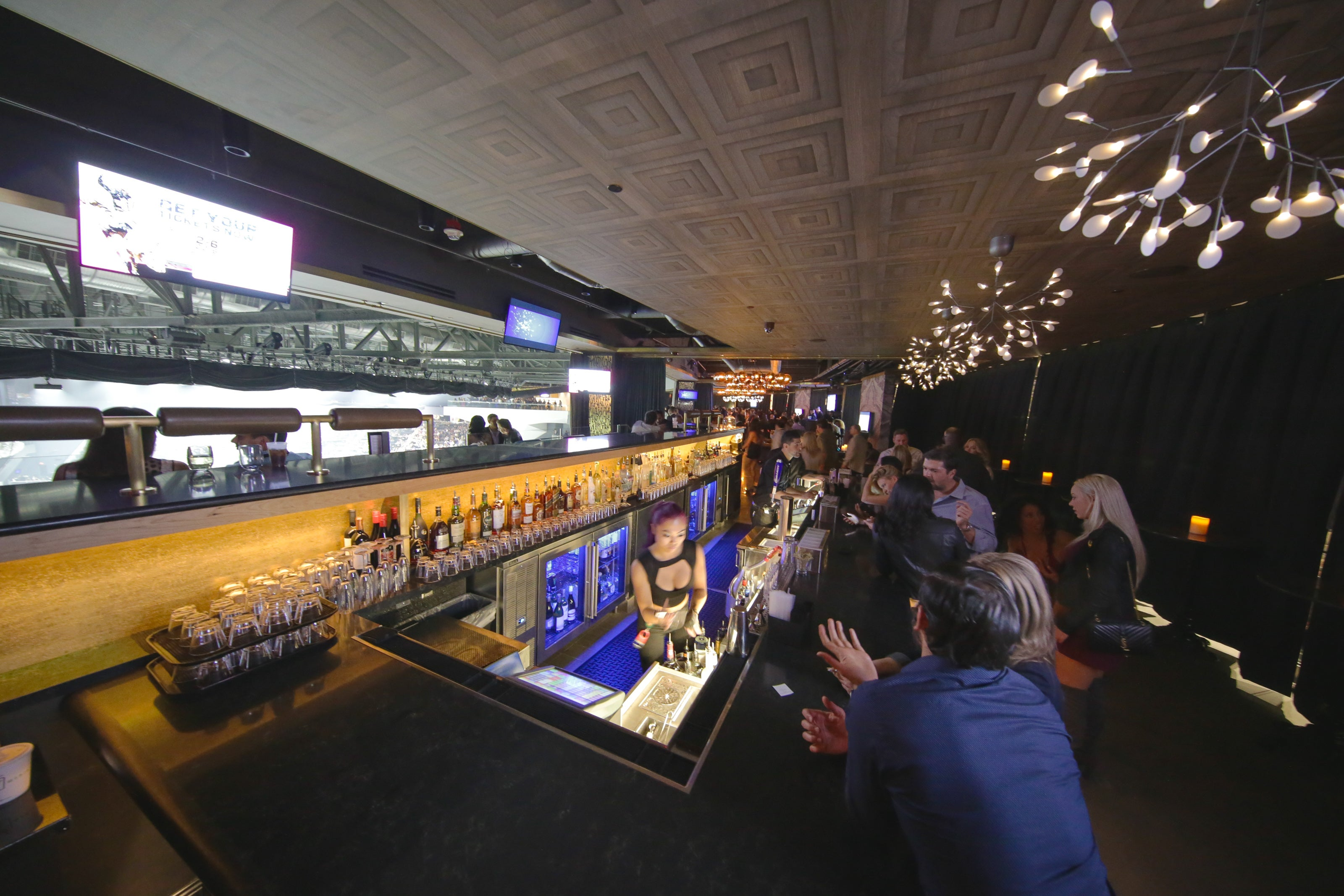 Hyde Lounge | T-Mobile Arena