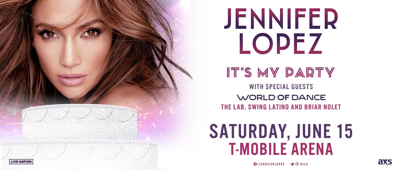 Jennifer Lopez | T-Mobile Arena