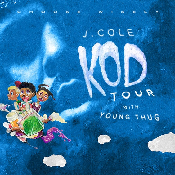 More Info for J. Cole is coming to T-Mobile Arena