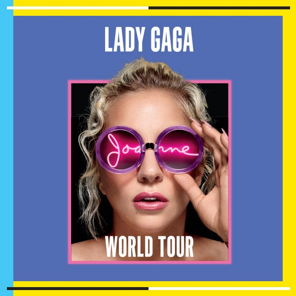 More Info for FOLLOWING EXPLOSIVE SUPER BOWL PERFORMANCE LIVE NATION ANNOUNCES LADY GAGA JOANNE WORLD TOUR