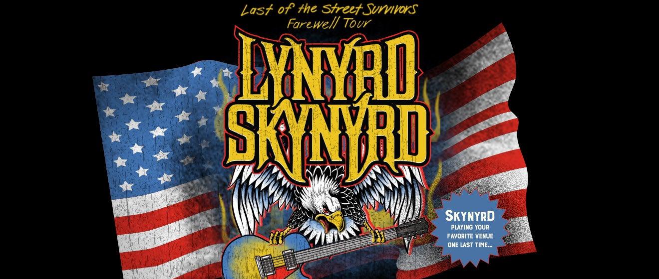 More Info for Lynyrd Skynyrd