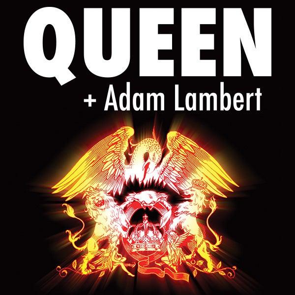 More Info for QUEEN + ADAM LAMBERT TO ROCK T-MOBILE ARENA