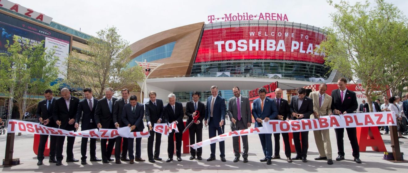 Plan Your Visit | T-Mobile Arena