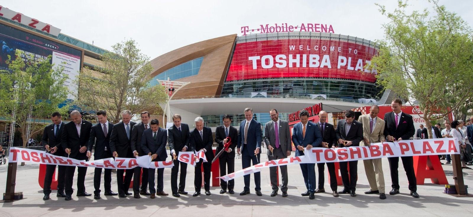 More Info for Toshiba Plaza