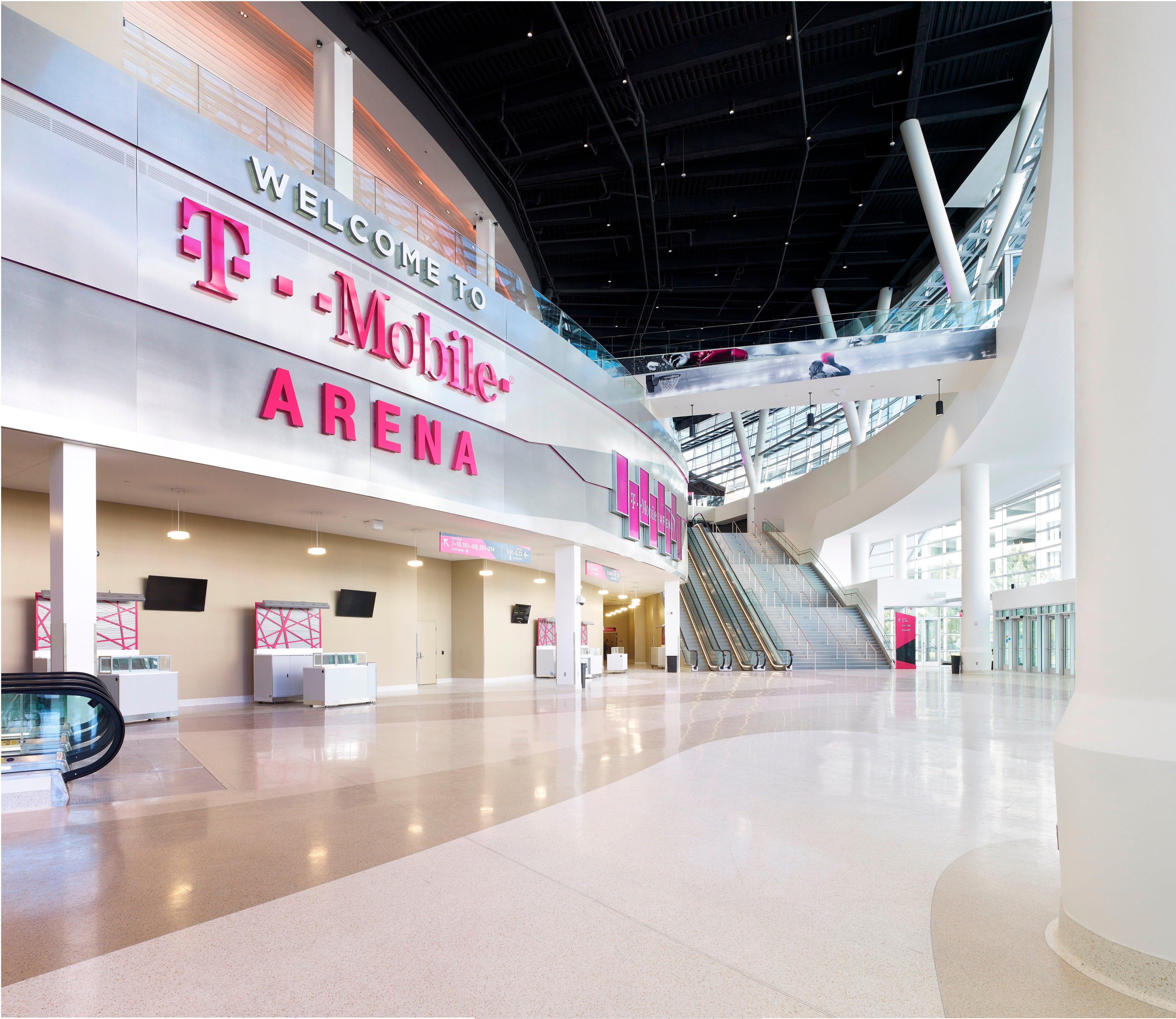 Arena Event Spaces