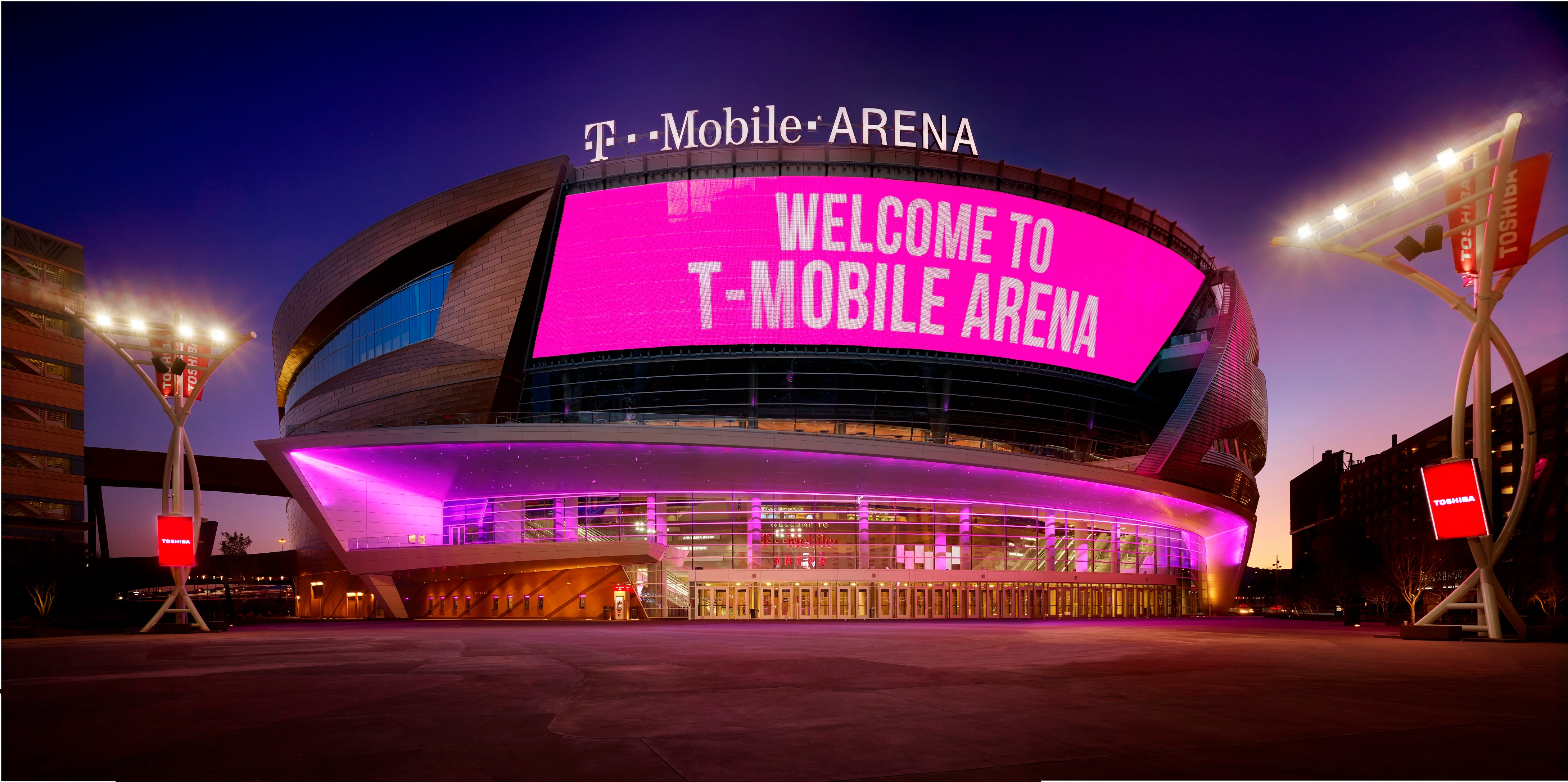 Arena Information T Mobile Arena
