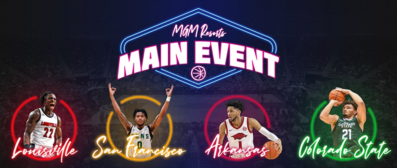 More Info for MGM Resorts Main Event