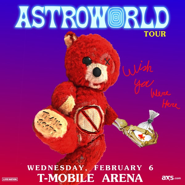 More Info for TRAVIS SCOTT ANNOUNCES SECOND LEG OF TOUR