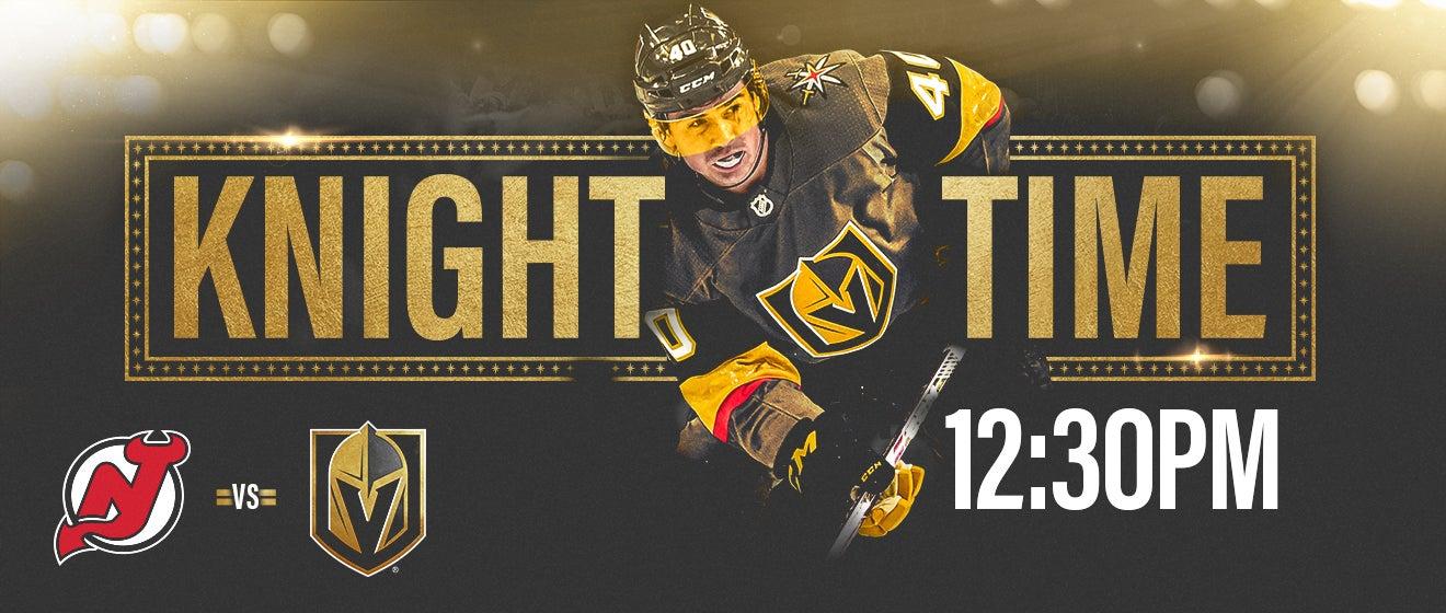 hot sale online 6572d 1d736 Vegas Golden Knights vs. New Jersey Devils | T-Mobile Arena