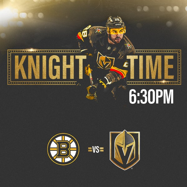 More Info for Vegas Golden Knights vs. Boston Bruins