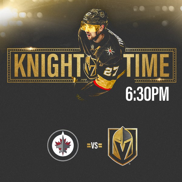 More Info for Vegas Golden Knights vs. Winnipeg Jets