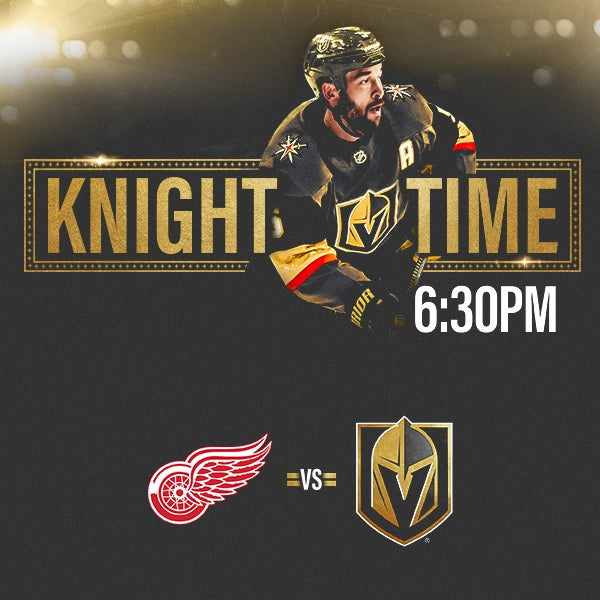 More Info for Vegas Golden Knights vs. Detroit Red WIngs