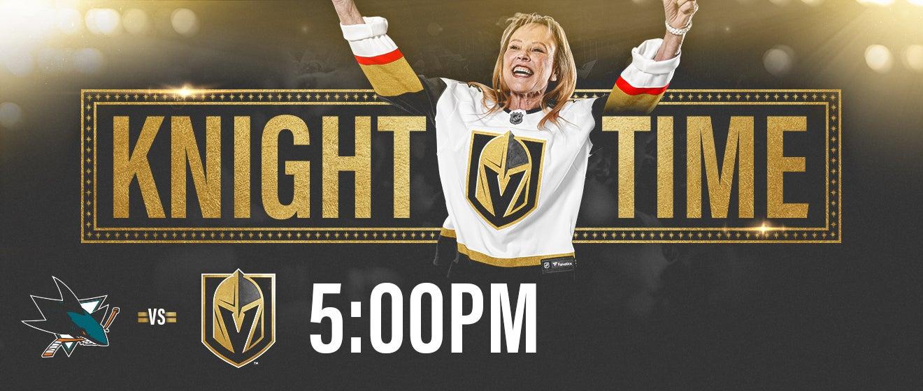 Vegas Golden Knights Vs San Jose Sharks Preseason T