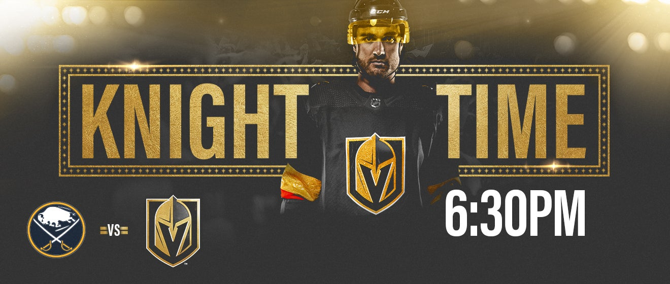 the best attitude 00712 bd65d Vegas Golden Knights vs. Buffalo Sabres | T-Mobile Arena