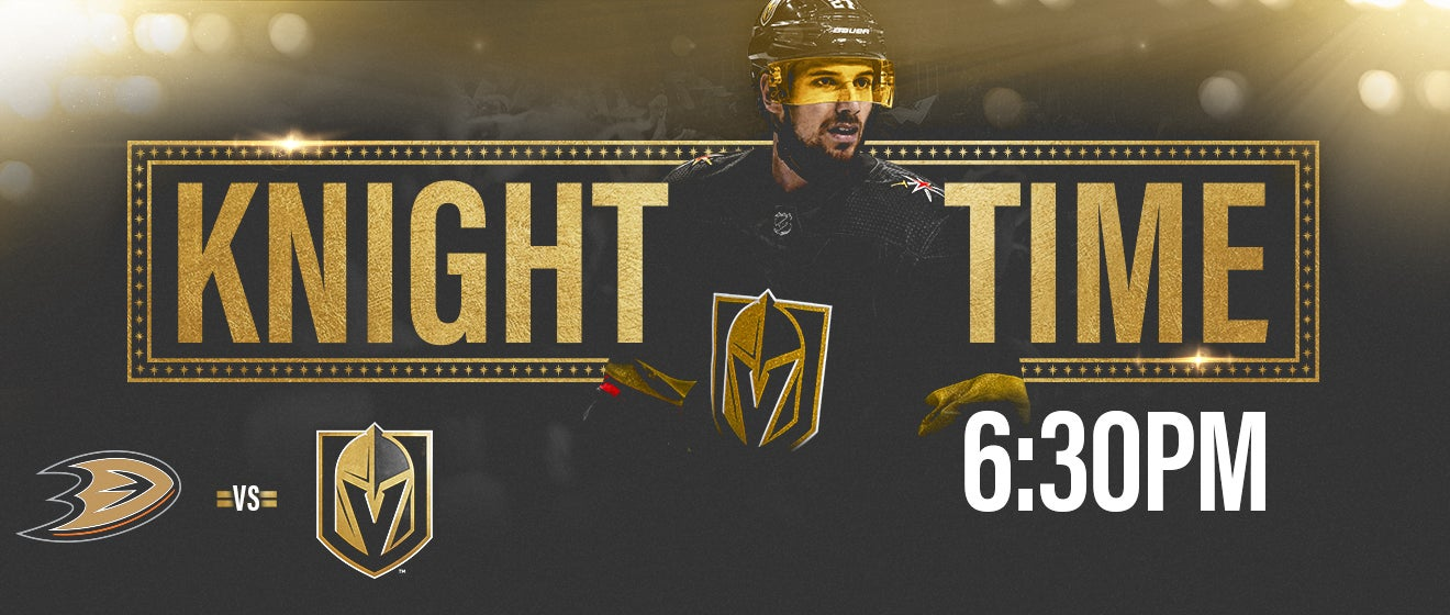 premium selection 28def 8432b Vegas Golden Knights vs. Anaheim Ducks | T-Mobile Arena