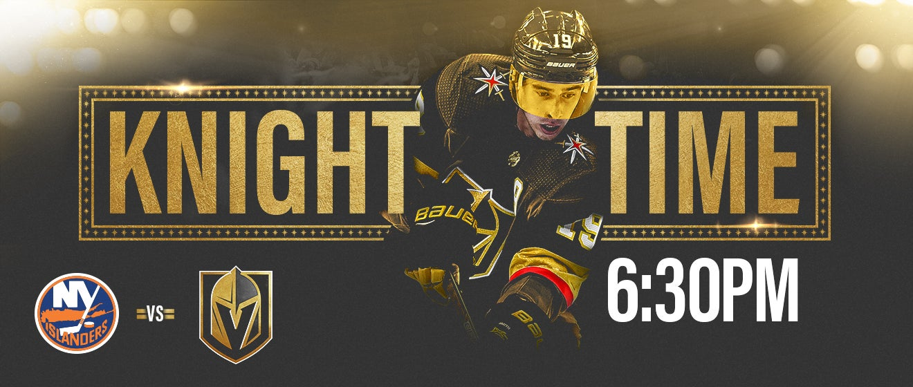 info for 409b6 812ba Vegas Golden Knights vs. New York Islanders | T-Mobile Arena