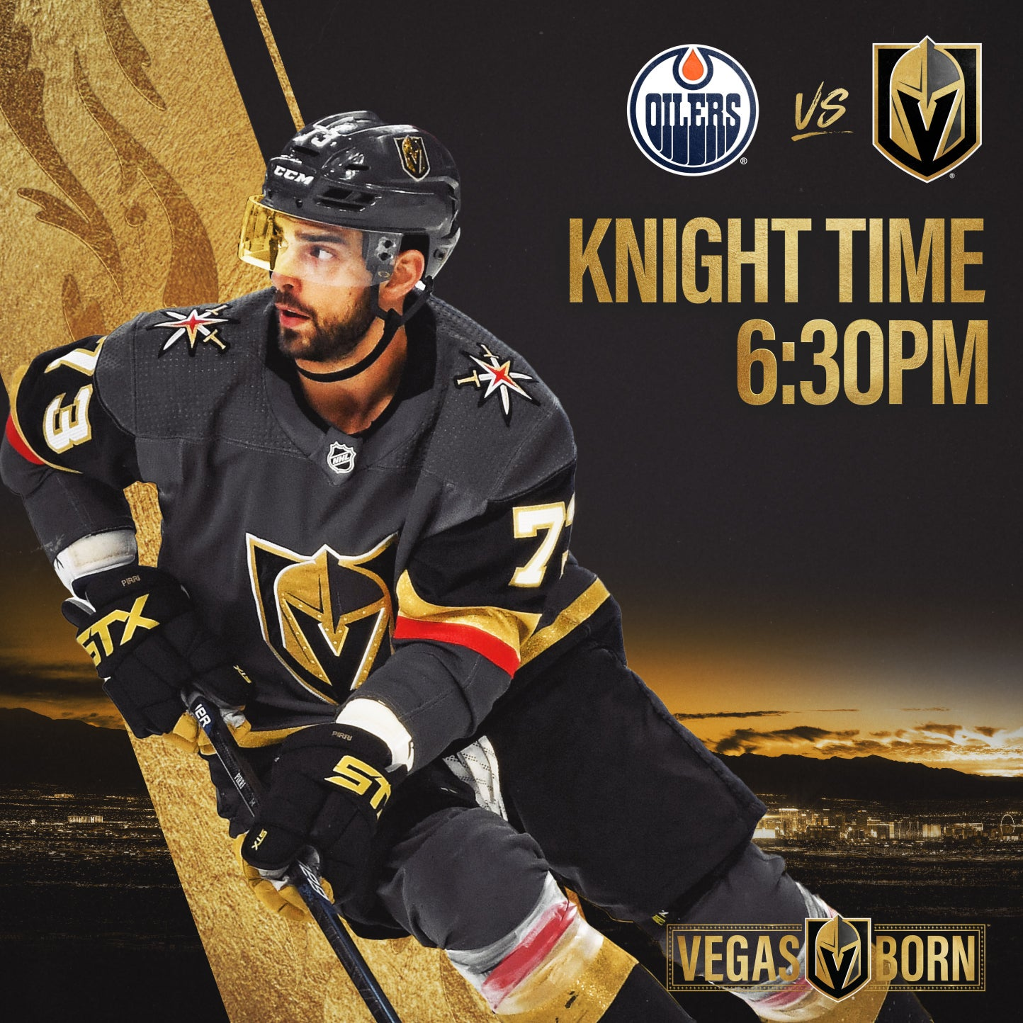More Info for Vegas Golden Knights vs. Edmonton Oilers