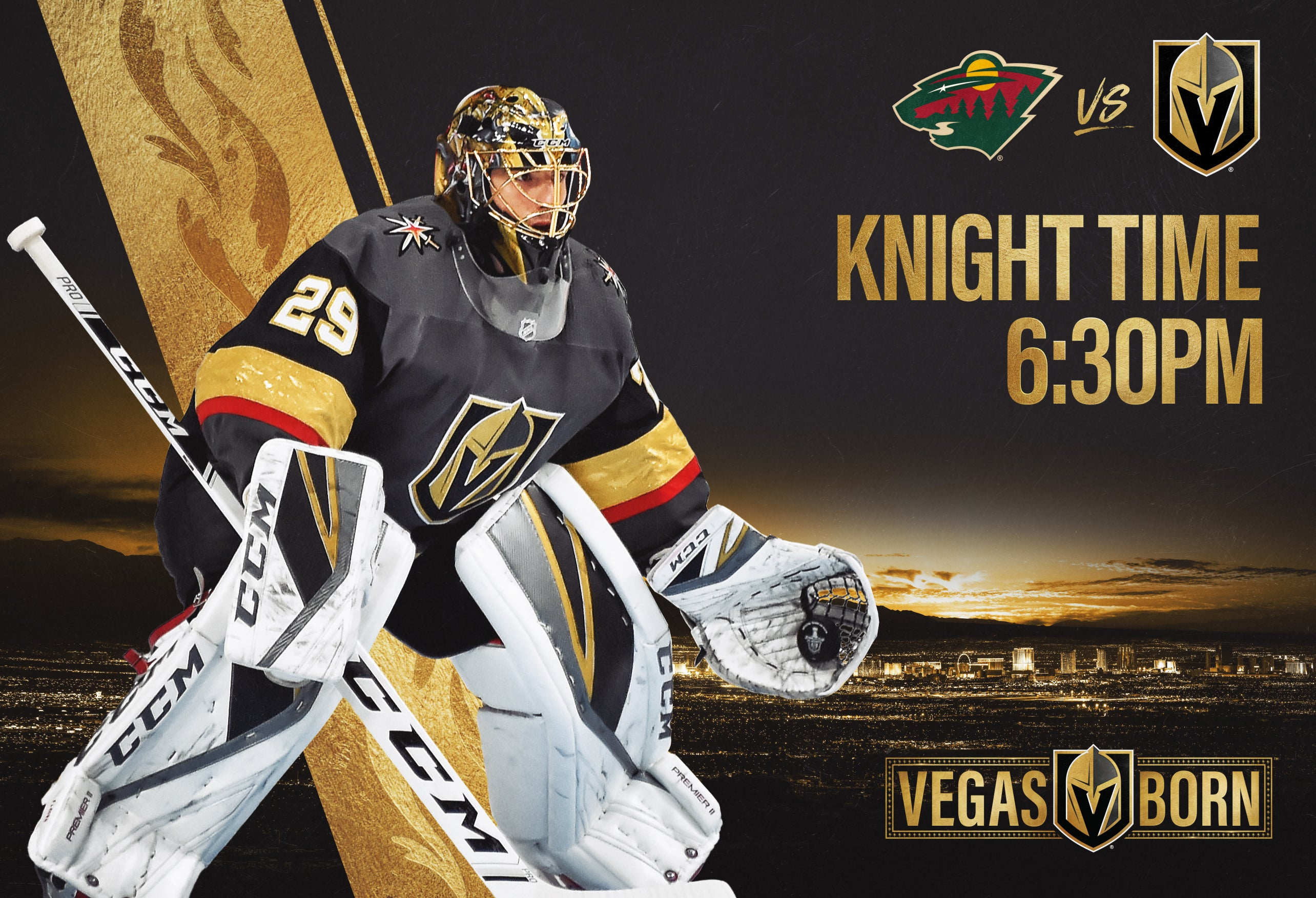 More Info for Vegas Golden Knights vs. Minnesota Wild