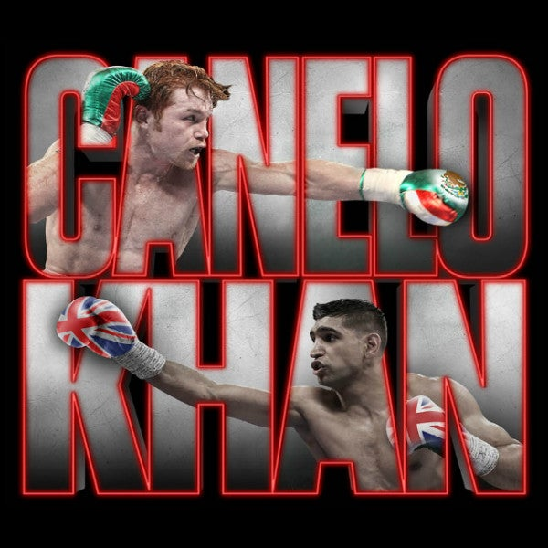 More Info for Canelo vs. Khan