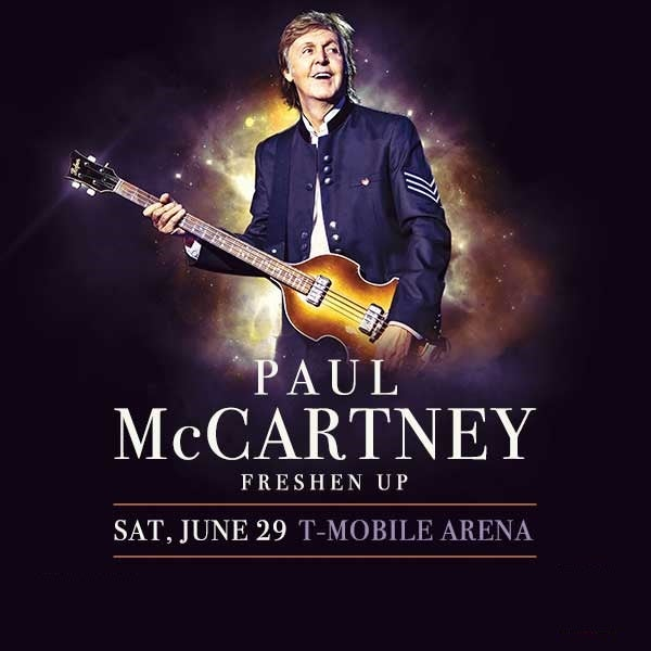 More Info for Paul McCartney