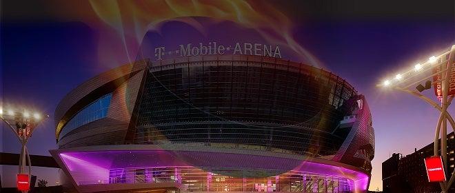 Tmobile Arena News Word